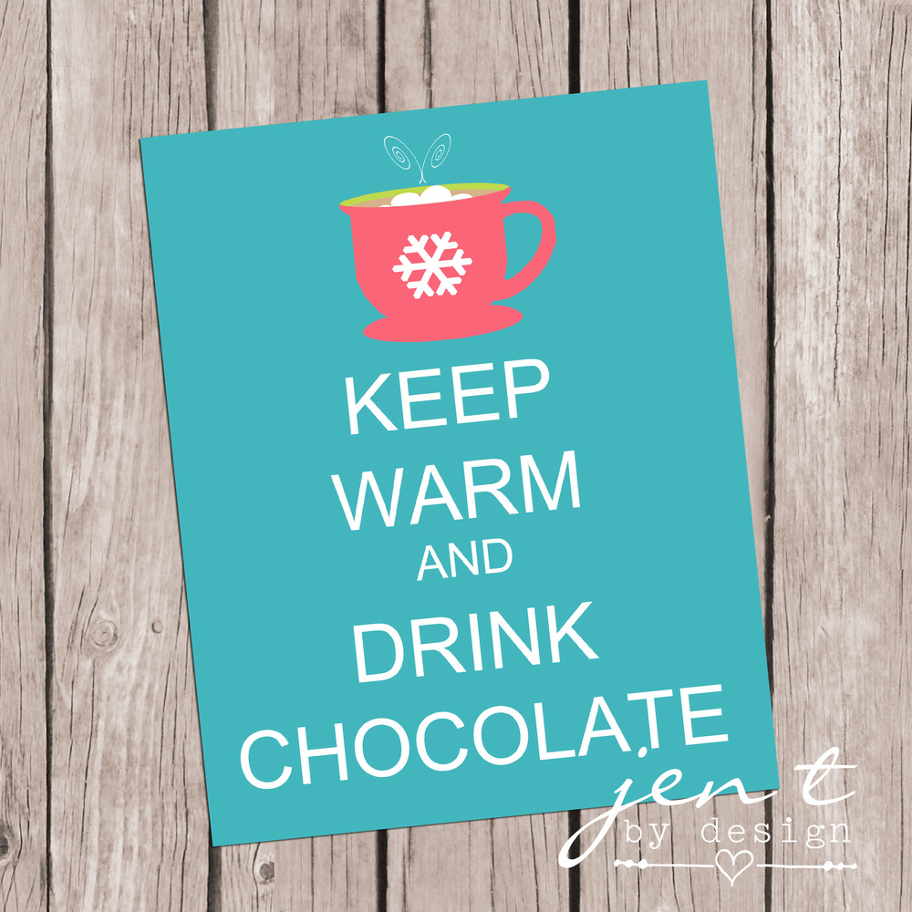Hot Cocoa Art Print - mounted and watermarked copy.jpg