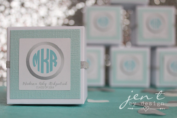 Personalized Graduation Favor Labels - JenTbyDesign.com