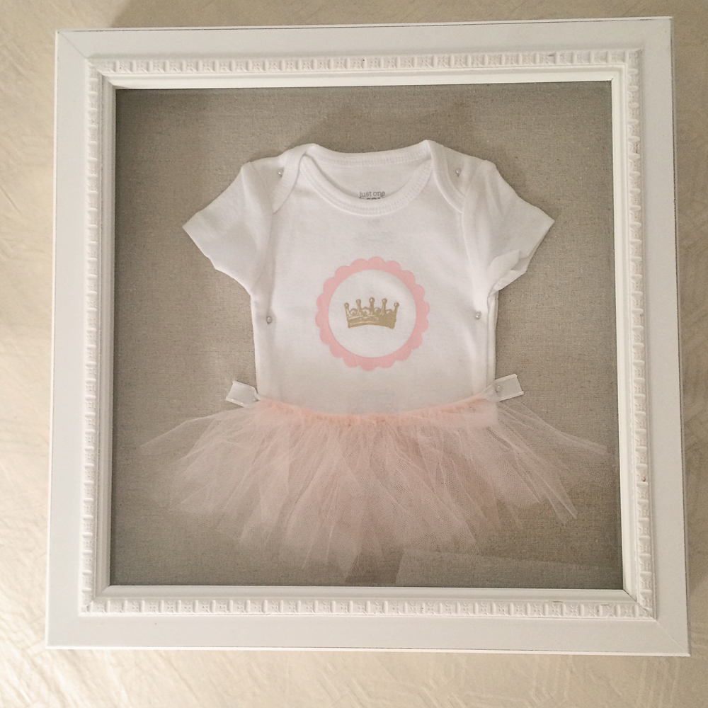 Personalized Baby Shower Gift for Baby Girls