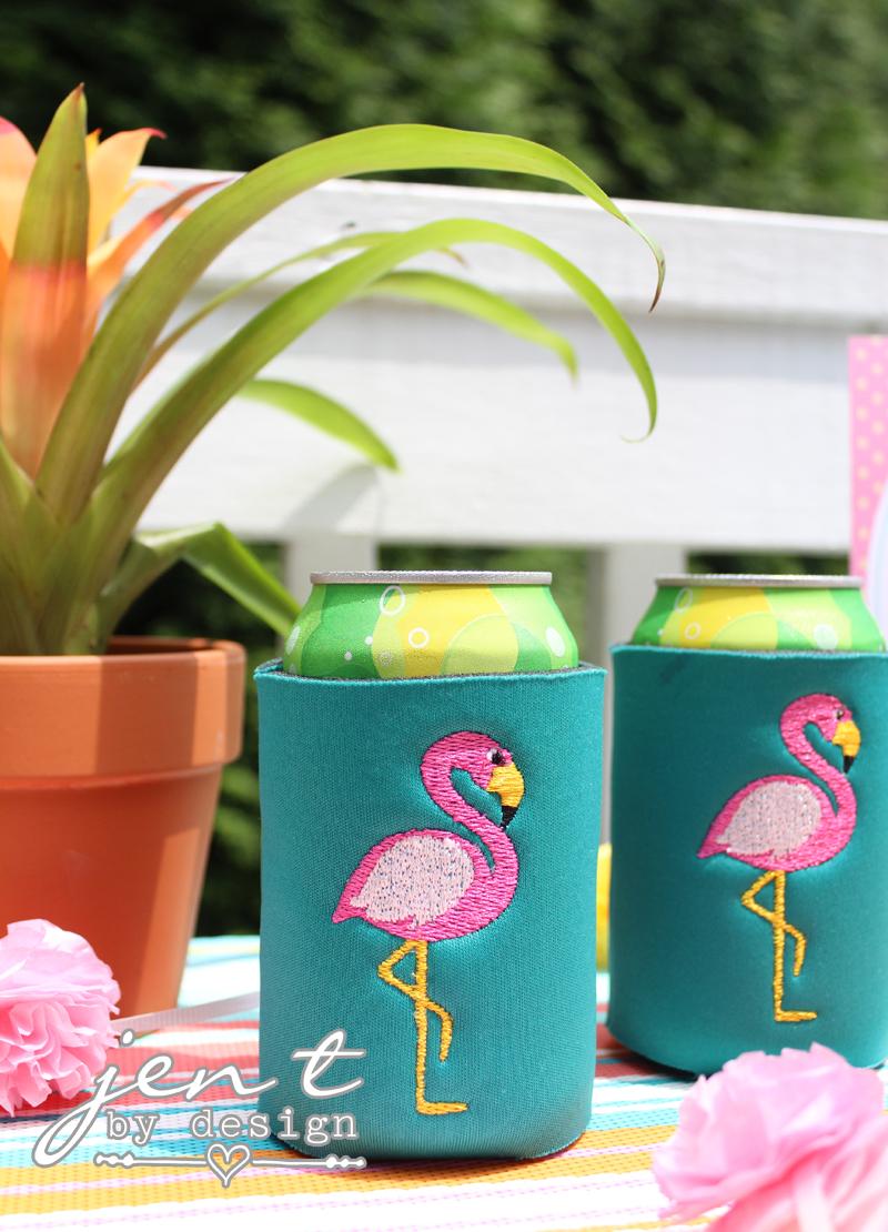 flamingo birthday party