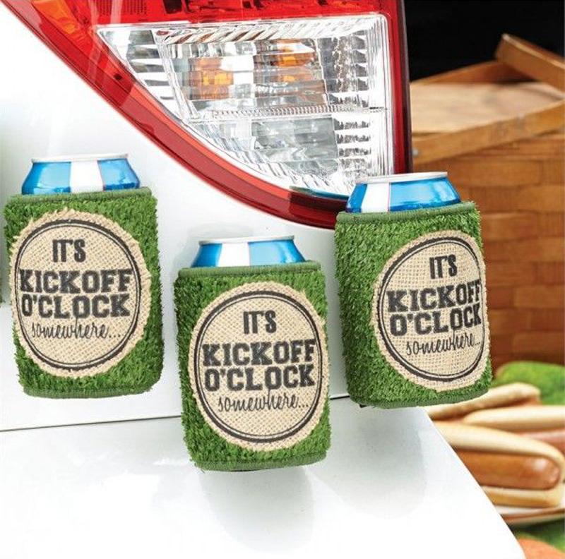 Football Tailgate Ideas - Magnetic Koozies