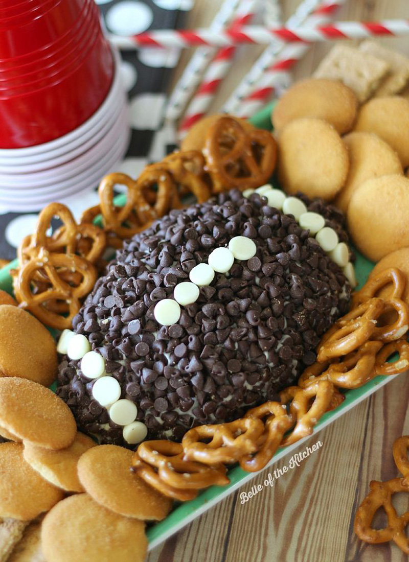 Football Tailgate Ideas - Football Desserts