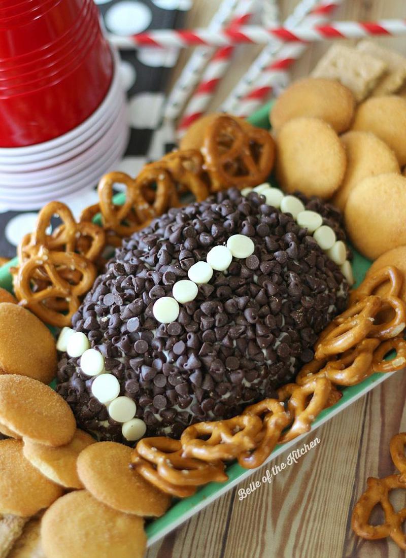 Football Tailgate Ideas - Football Desserts
