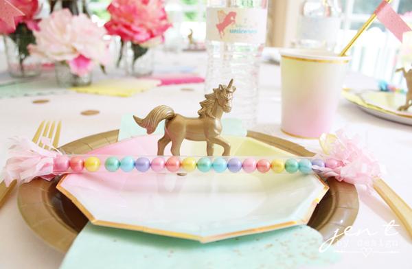 Unicorn Birthday Party Ideas Jen T By Design
