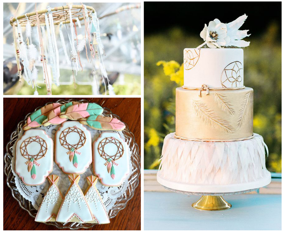 Boho Chic Bridal Shower