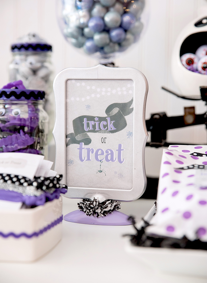 Boo-tiful Ball:  A Perfectly Girly Halloween Boo Bash