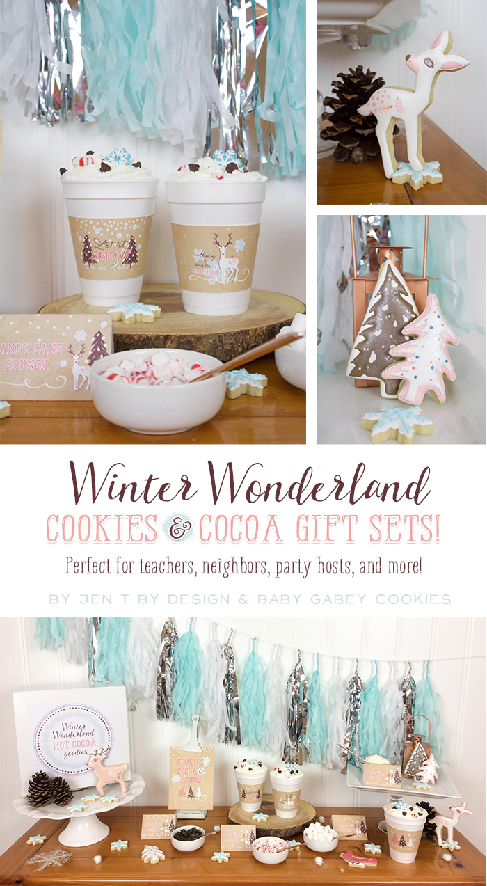 Cookies & Cocoa Gift Sets ~ The Cutest Christmas Gift Idea! — Jen T ...
