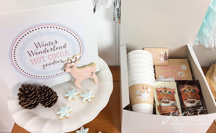 Cookies and Cocoa Gift Sets - The Cutest Christmas Gift Idea!