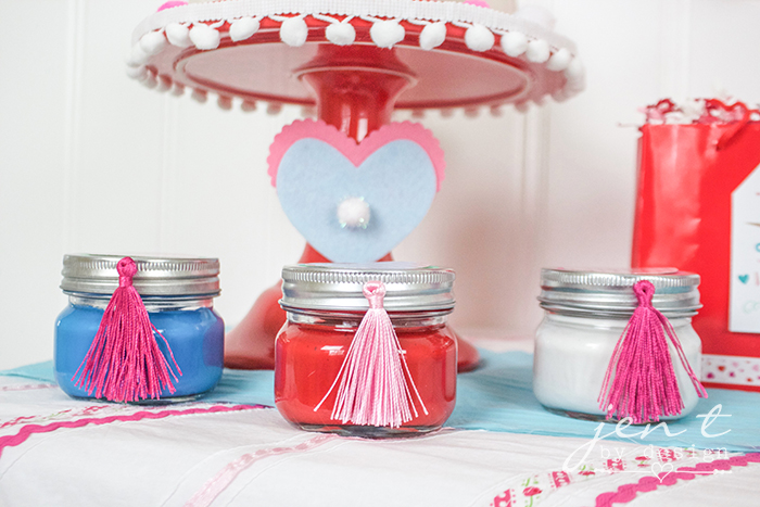 Valentine's Day Party Idea - Owl Ya Need is Love