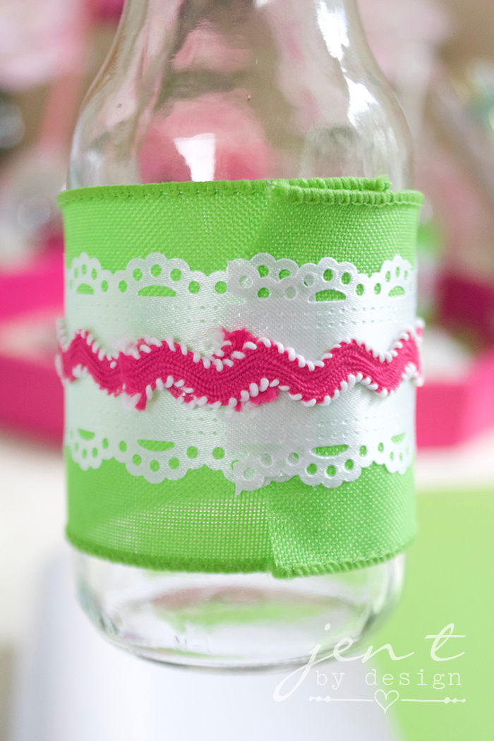 DIY Bottle Wraps - Jen T by Design