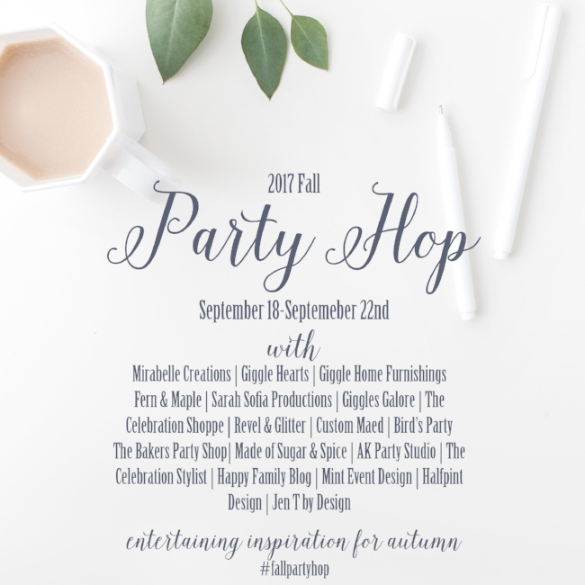 Fall Party Hop