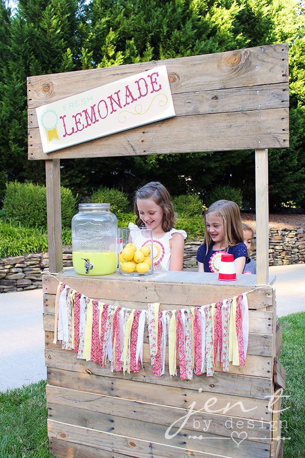 County Fair Birthday Party - Jen T by Design - Lemonade Stand.jpg