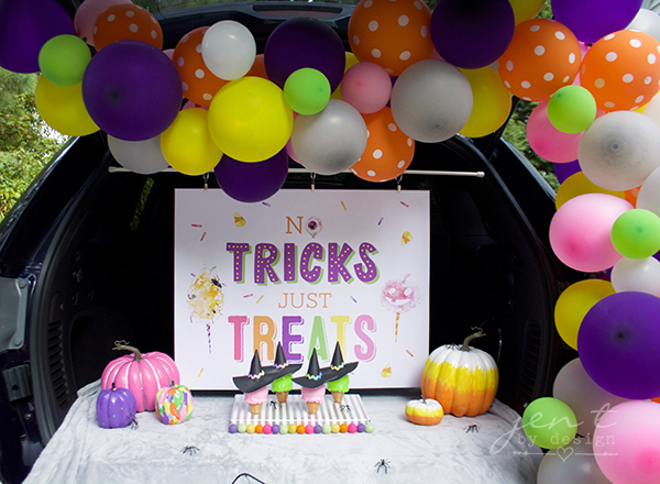 Trunk or Treat Decorating Ideas - No Trick Just Treats.jpg