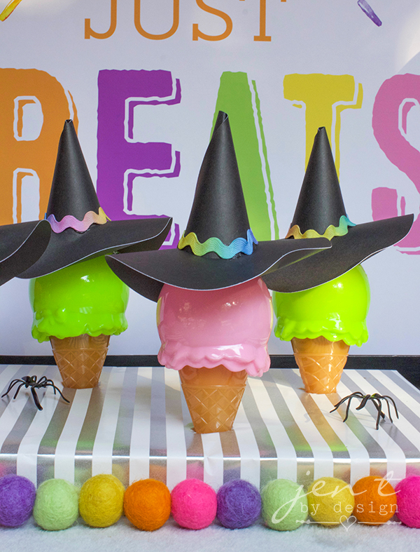 Trunk or Treat Decorating Ideas - No Trick Just Treats 2.jpg