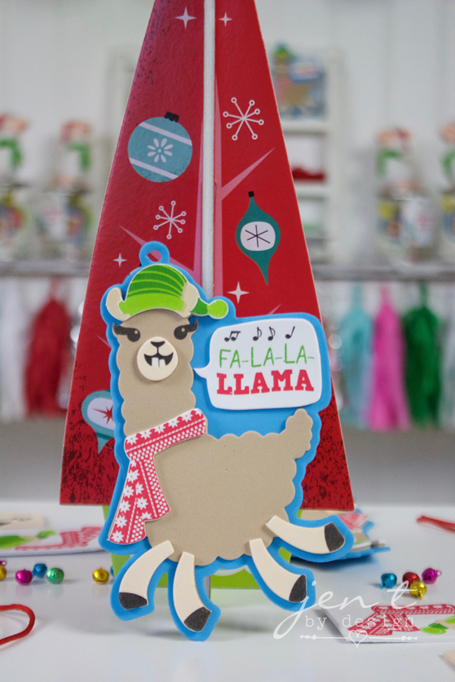 Kids Ornament Decorating Party - Llama Deck the Halls 5.jpg