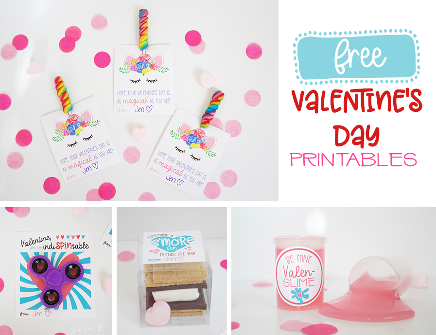 FREE Valentine's Day Printables - Banner Image.jpg