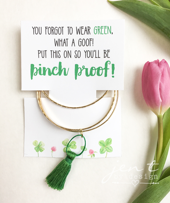 St. Patrick's Day DIY Pinch Proof Bracelets 3.jpg