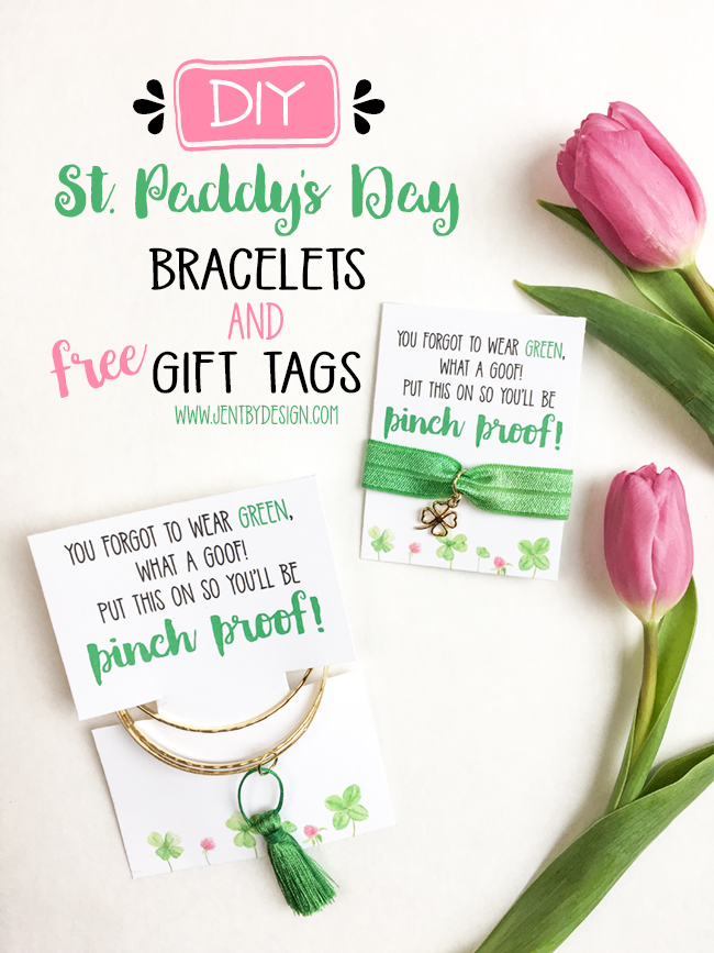 St. Patrick's Day DIY Pinch Proof Bracelets.jpg