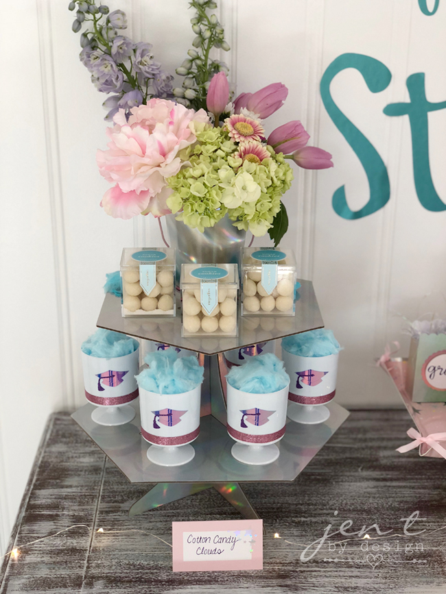 Celestial Graduation Party featuring Cricut, Martha Stewart and Michaels #ad #CricutMarthaStewart #MadeWithMichaels #CricutMade #Cricut 2.jpg