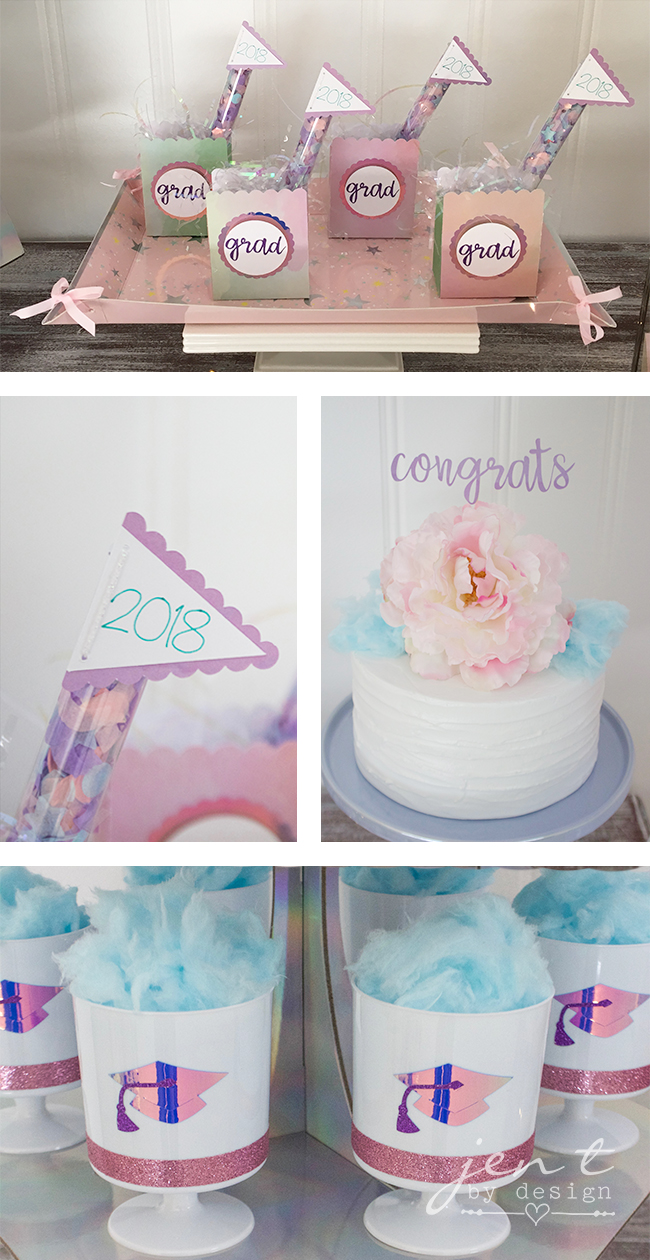 Celestial Graduation Party featuring Cricut, Martha Stewart and Michaels #ad #CricutMarthaStewart #MadeWithMichaels #CricutMade #Cricut 3.jpg