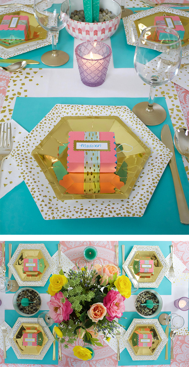 Succulent Bridal Shower Featuring Cricut Martha Stewart And