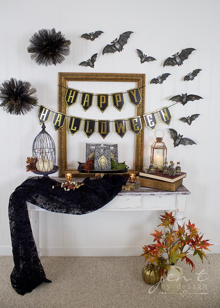 Spooky Halloween Dinner Party #CricutMarthaStewart #ad #MadeWithMichaels #CricutMade #Cricut.jpg