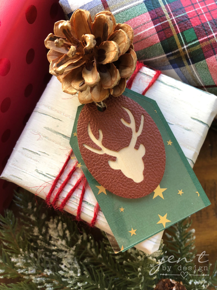 DIY Christmas Tags