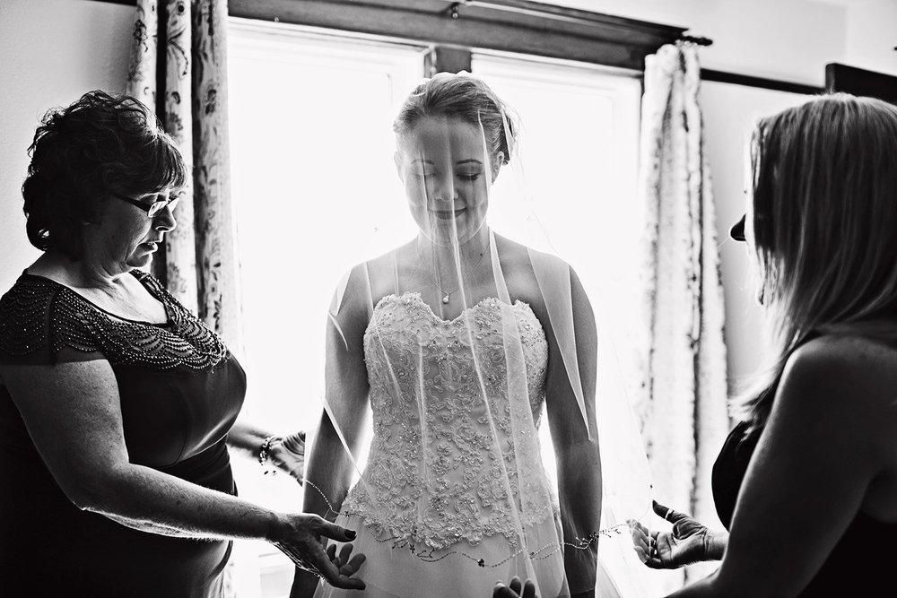 Backyard Wedding in Spangle Washington