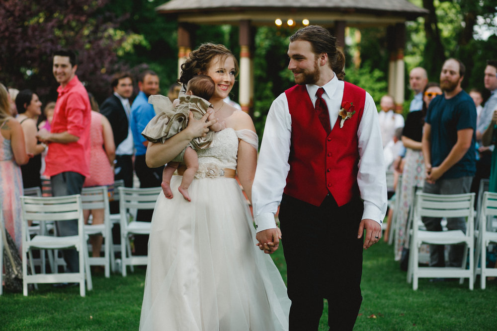 Wedding Family Portrait EJ Roberts