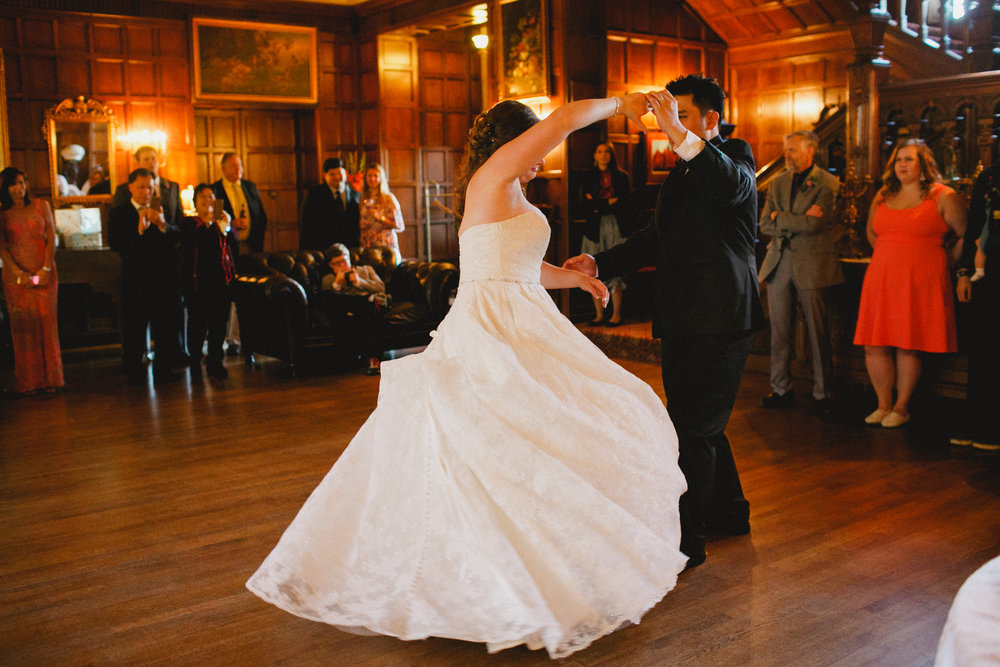 First Dance at Thornewood Castle
