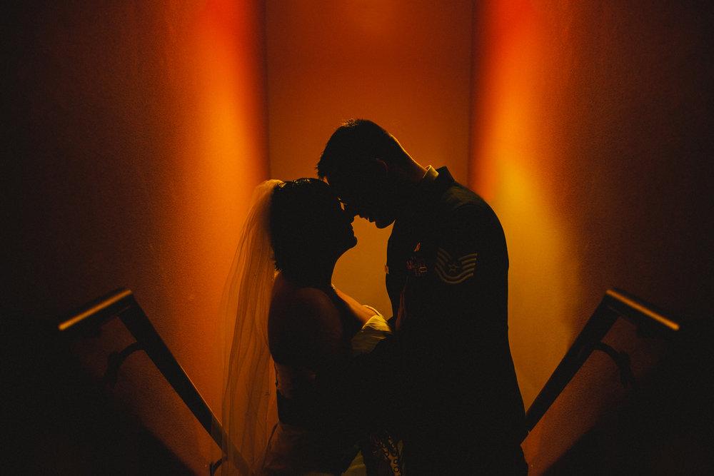 Jacklin Arts Event Center Halloween Wedding