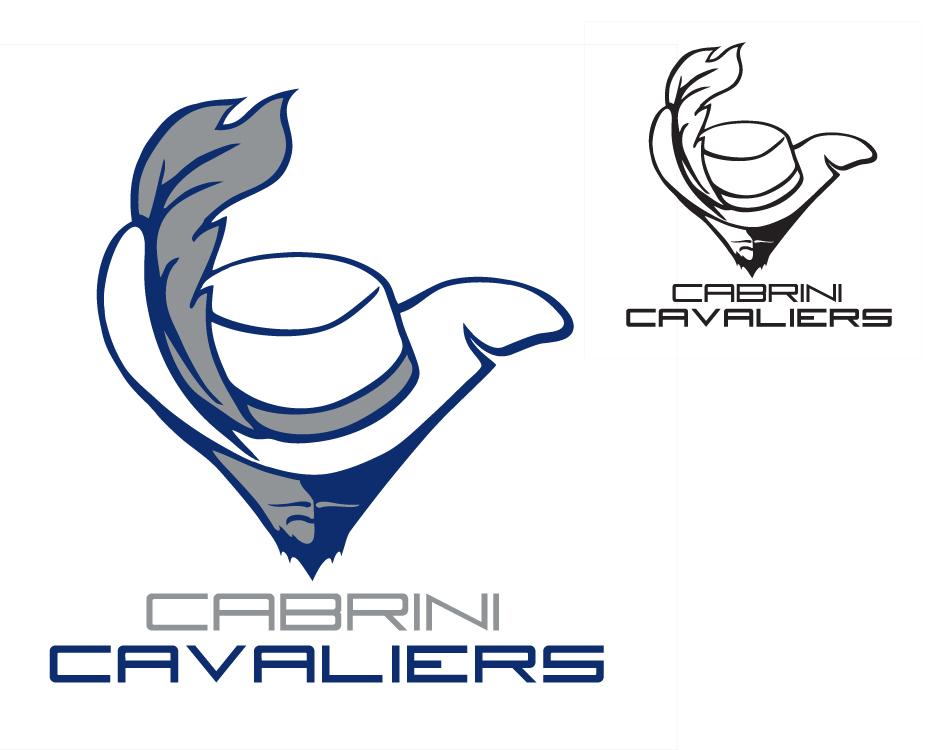 Cabrini University Cavalier Logo Design