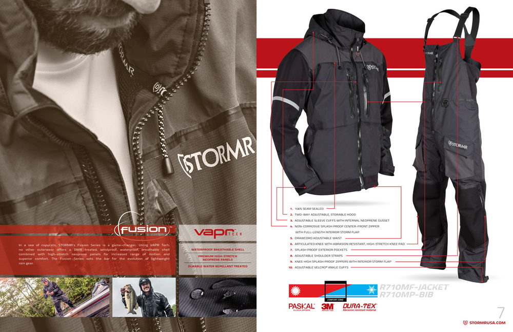 Stormr Product Catalog