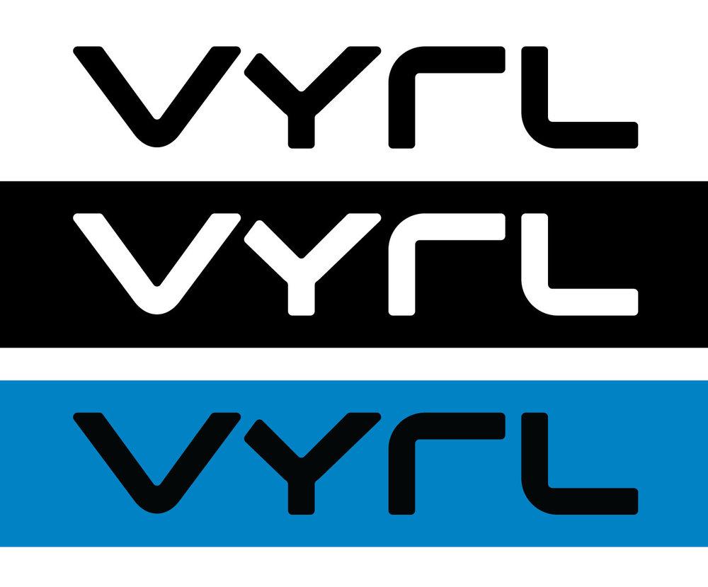 VYRL Logo Design