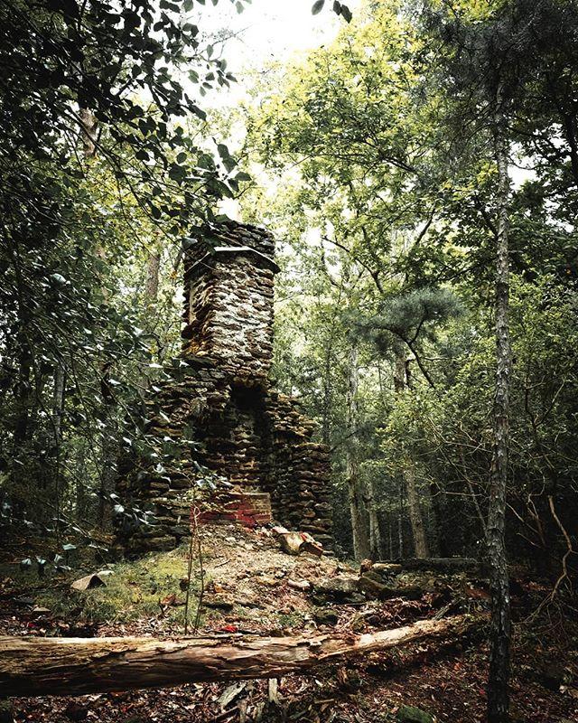 Fries Mill Ruins 📸Fuji xt-2 16mm 1.4
