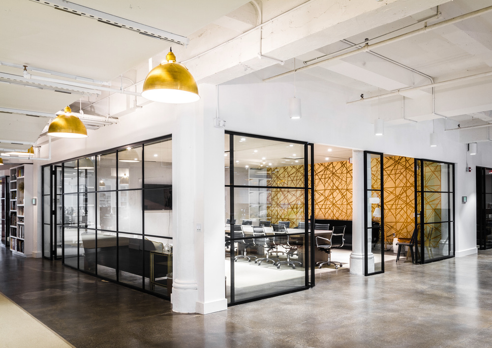 AE Superlabs Designed A Variety Work And Meeting Zones To Suit The Various  Needs Of The One Kings Lane Employees. Two Large, Generously Daylit Open  Office ...