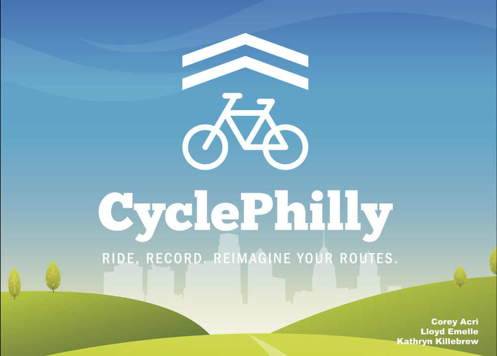 CyclePhilly Short Presentation Updated June 2015