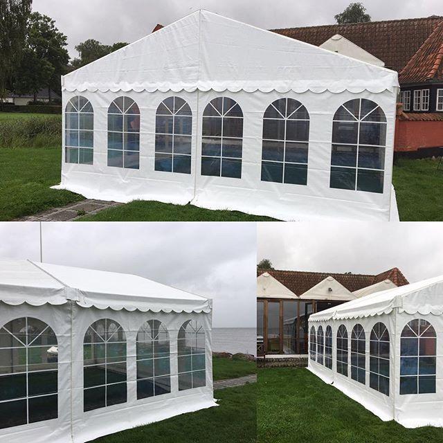 Bryllup#mikkelgaard#partytelt#regnvejr#teltman#
