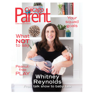 Whitney Reynolds Chicago Parent Magazine
