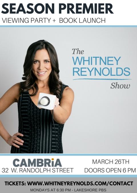 The Whitney Reynolds Show