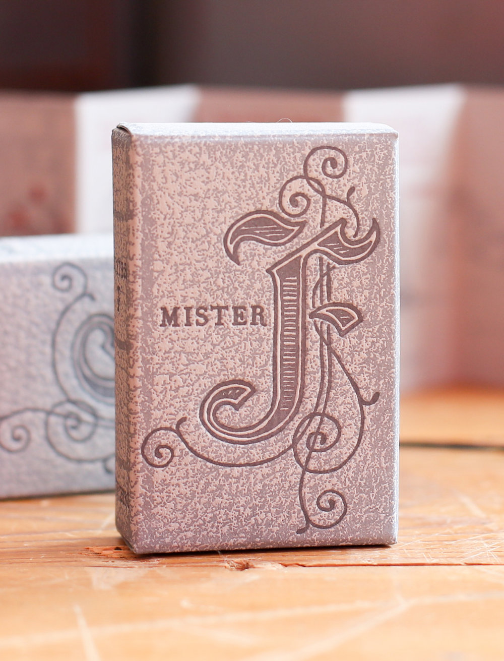 Mister F - Packaging