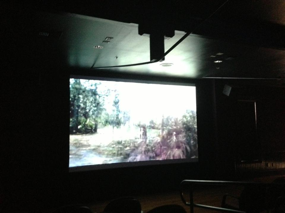 Voyher,  Video Installation, Avalon Gallery, Orlando FL