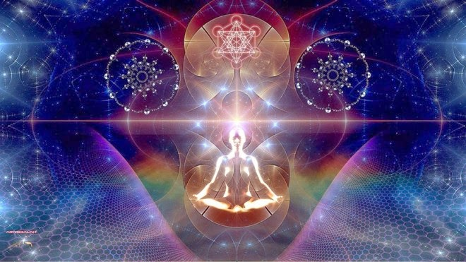 Multidimensional being - energetic body - spirit and soul - meditation flower of life.jpg