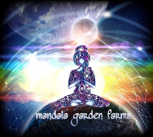 Image result for mandala garden farm yoga
