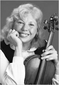 Karen Tuttle, American violist and pedagogue, 1920-2010.