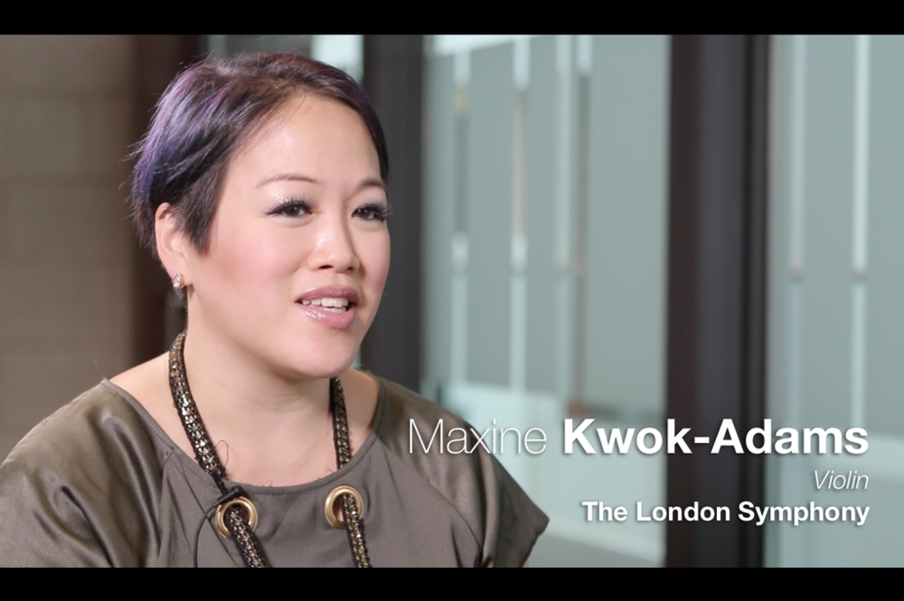 An interview with Maxine Kwok-Adams from John's recent trip to the UK.