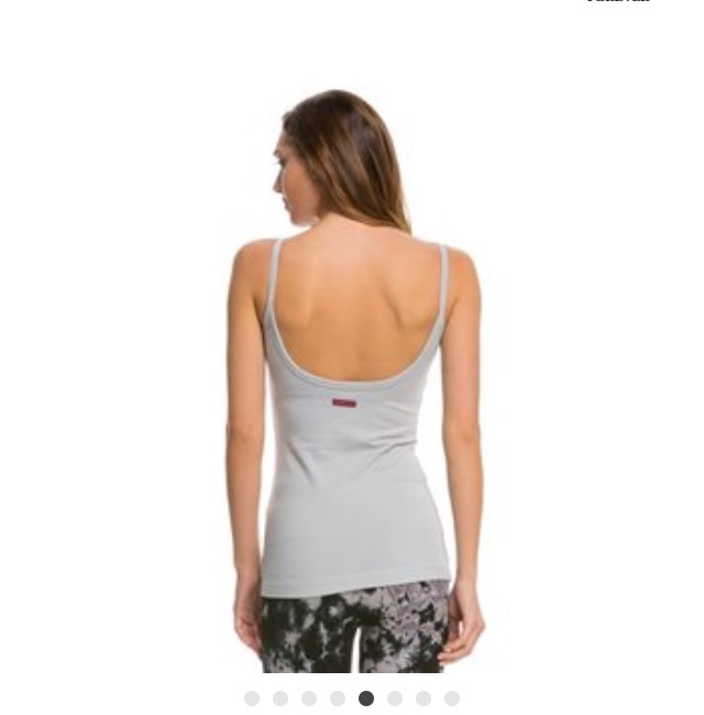 "I received an email from a yoga apparel company, and my first instinct was ""wow- look at those winging scapula!""  Notice how the lower borders of the scapula protrude significantly?"