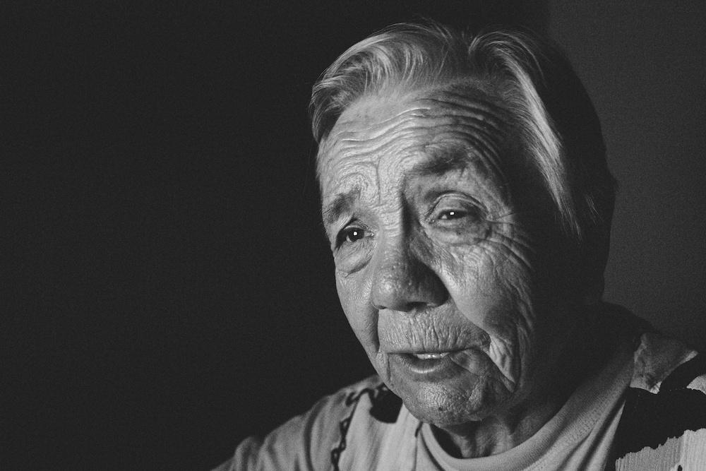 Grandma, late-night talk (photo: Denis Bosnic)