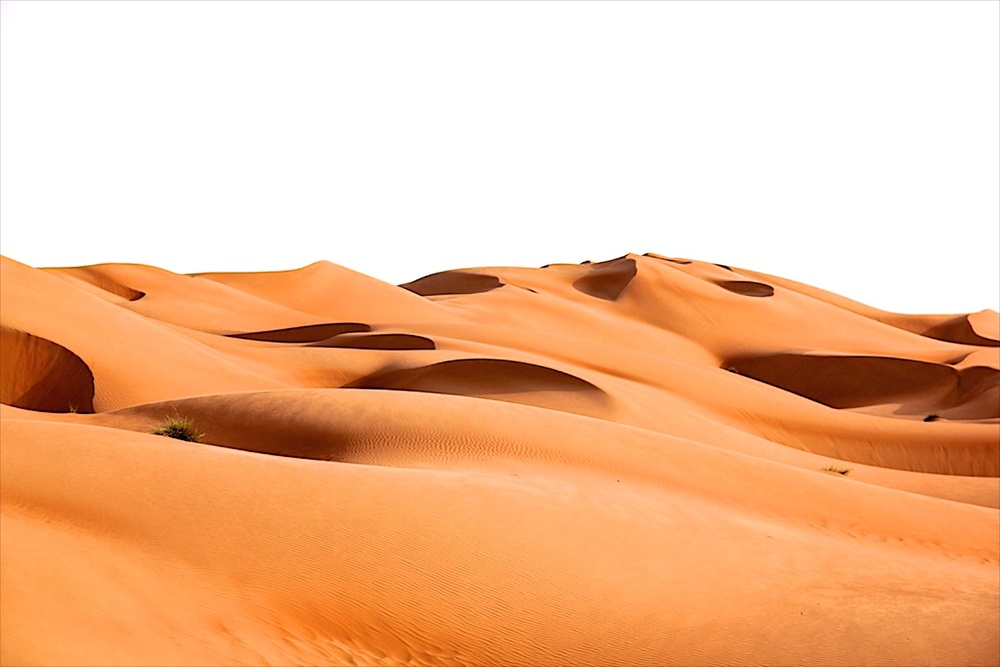 Wahiba / Sharqyia Sands of Oman (photo: Denis Bosnic)