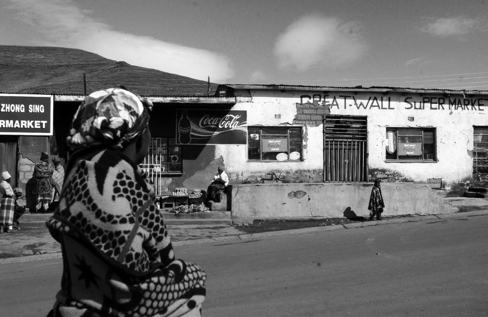 Lesotho suffers from a chronic HIV / AIDS crisis. Photo: Kim Haughton